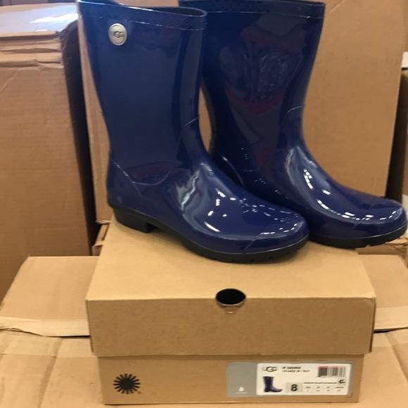5687b1e9a70 Women's UGG Sienna Rain Boot NWT